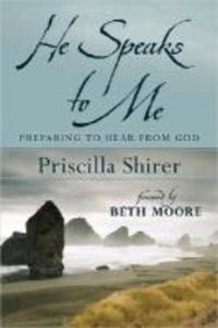 He Speaks to Me: Preparing to Hear the Voice of God als Taschenbuch
