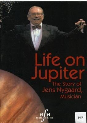Life on Jupiter: The Story of Jens Nygaard, Musician als DVD
