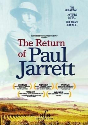 The Return of Paul Jarrett als DVD