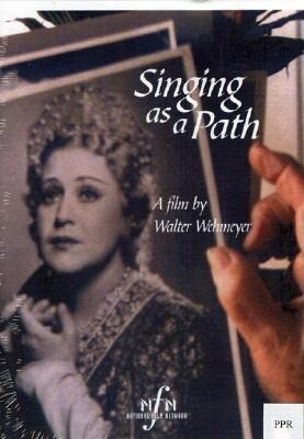 Singing as a Path: The Life Story of the Soprano Hilde Zadek als DVD