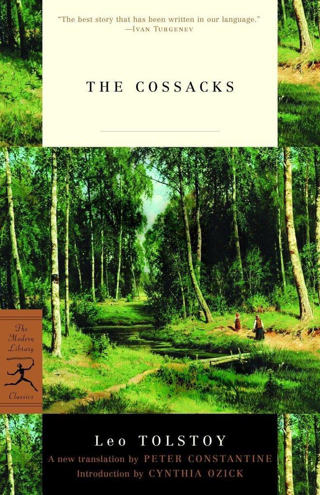 The Cossacks als Taschenbuch