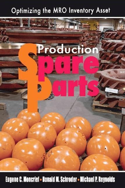 Production Spare Parts als Buch