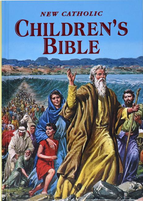 New Catholic Children's Bible als Buch