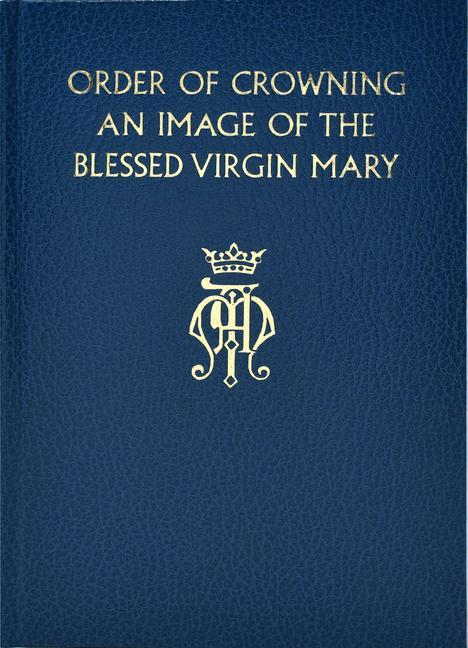 Order of Crowning an Image of the Bvm als Buch