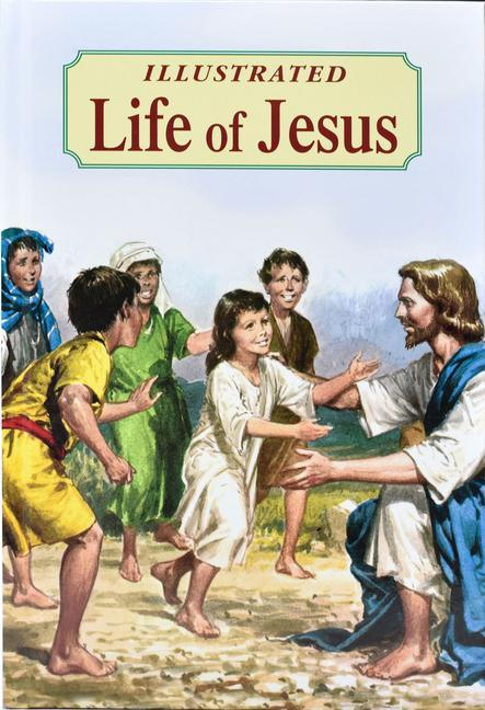 Illustrated Life of Jesus als Buch