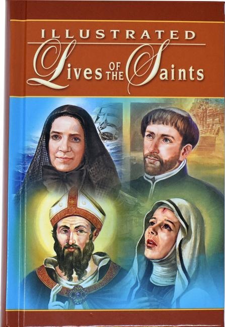 Illustrated Lives of the Saints als Buch