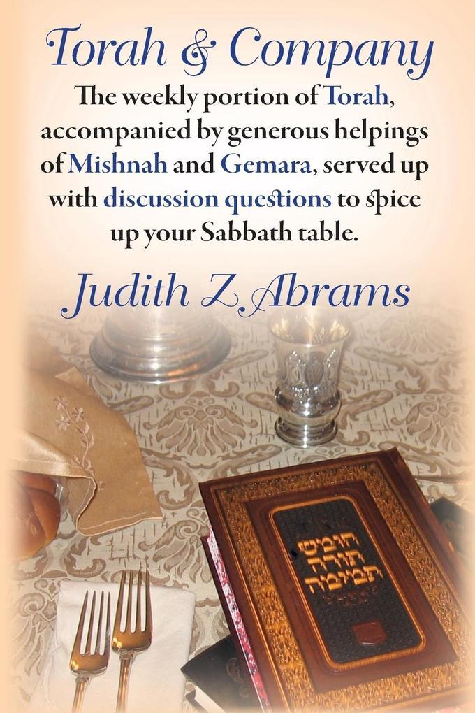 Torah and Company als Taschenbuch