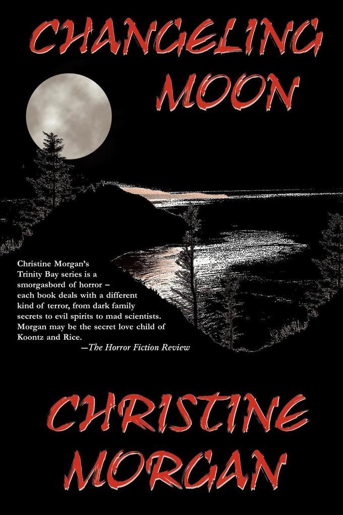 Changeling Moon als Taschenbuch