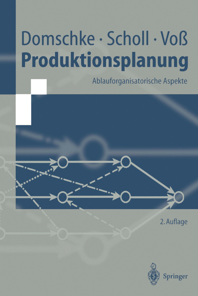 Produktionsplanung als Buch