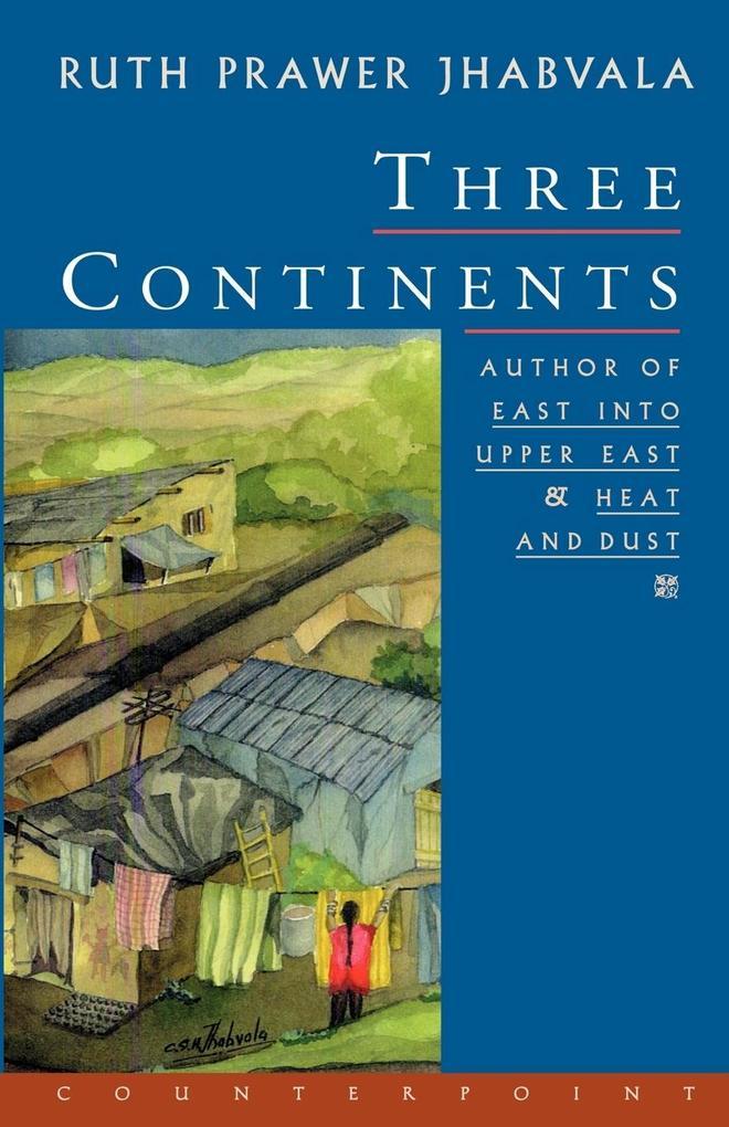 Three Continents als Taschenbuch