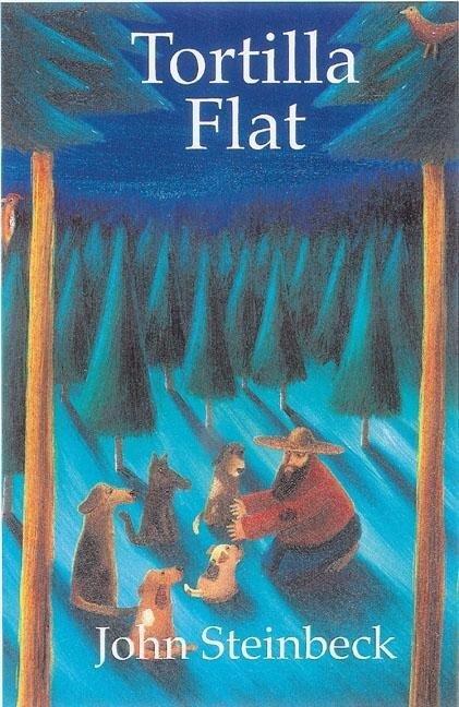 Tortilla Flat als Buch