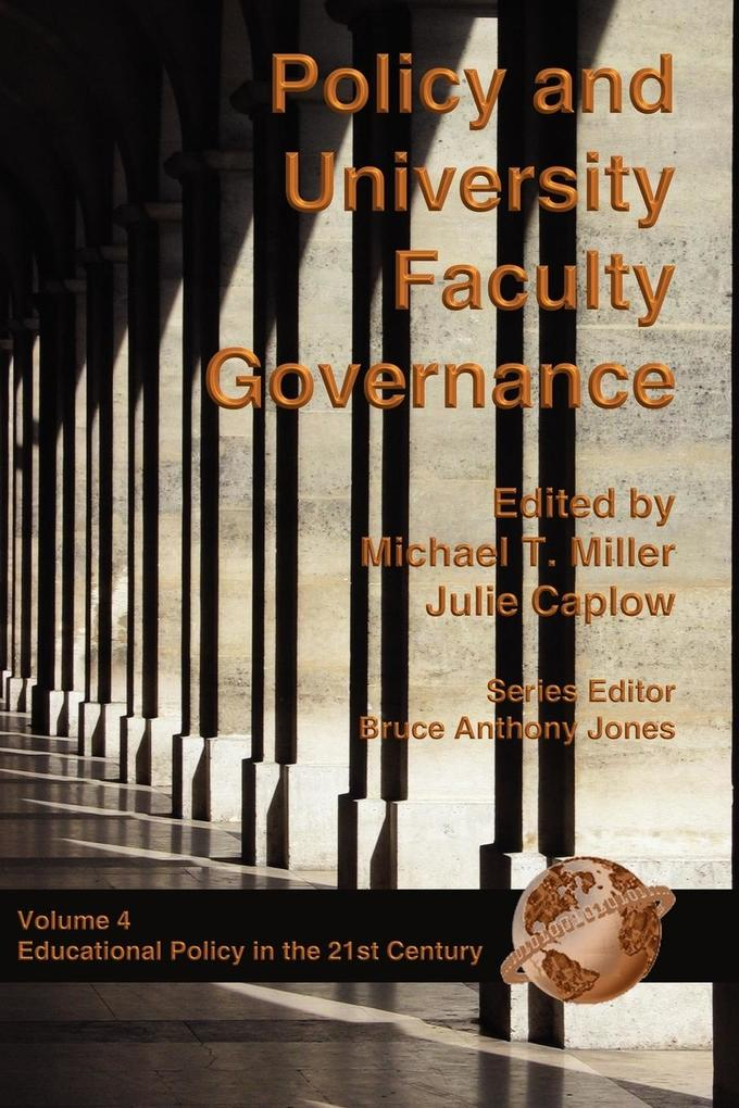 Policy and University Faculty Governance (PB) als Taschenbuch