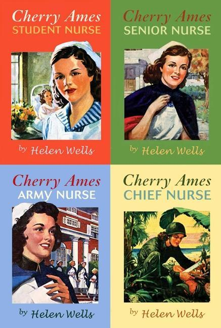 Cherry Ames Boxed Set 1-4 als Taschenbuch