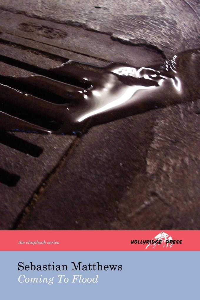 Coming To Flood (The Hollyridge Press Chapbook Series) als Taschenbuch