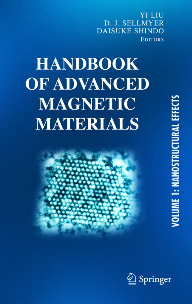 Handbook of Advanced Magnetic Materials als Buch