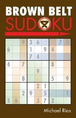 Brown Belt Sudoku(r) als Taschenbuch