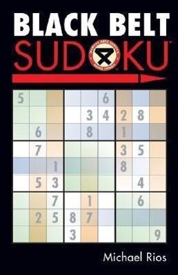 Black Belt Sudoku(r) als Taschenbuch