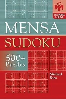 Mensa(r) Sudoku als Taschenbuch