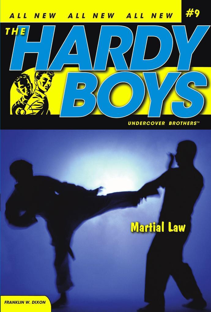 Martial Law als Taschenbuch