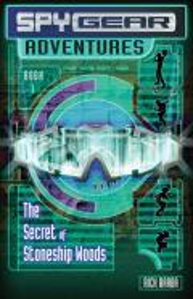 The Secret of Stoneship Woods als Taschenbuch