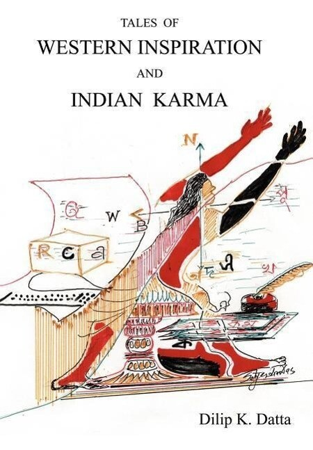 Tales of Western Inspiration and Indian Karma als Buch