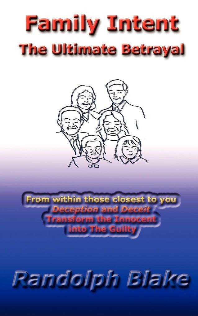 Family Intent als Taschenbuch