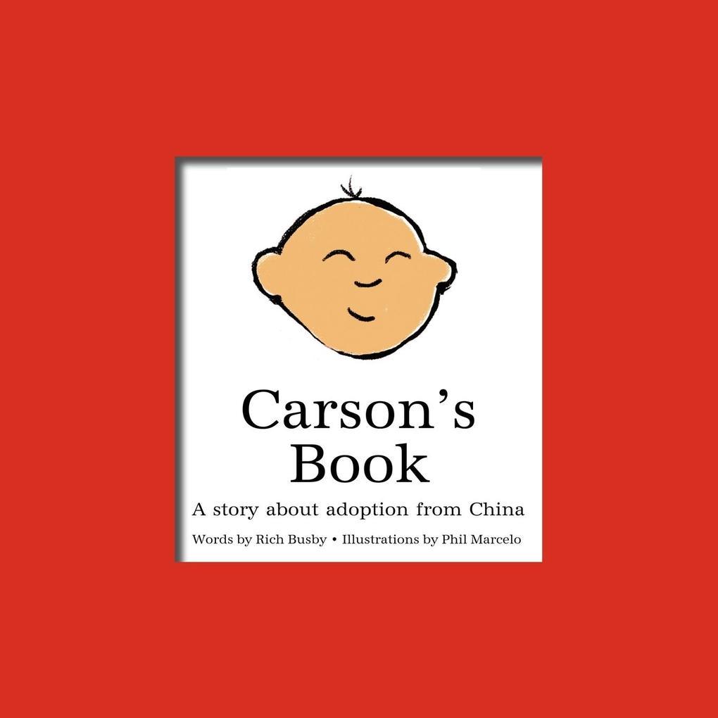 Carson's Book als Taschenbuch