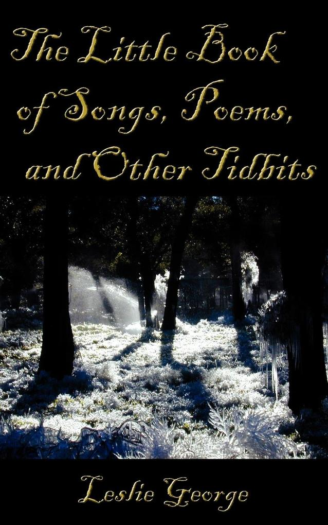The Little Book of Poems, Songs, and Other Tidbits als Taschenbuch