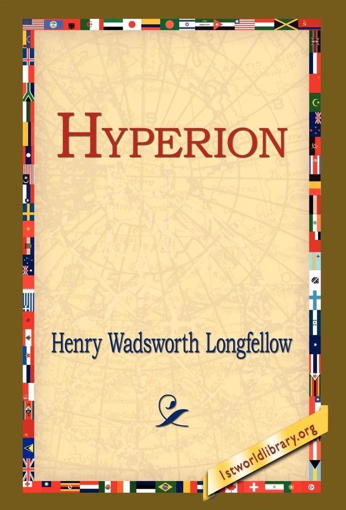 Hyperion als Buch