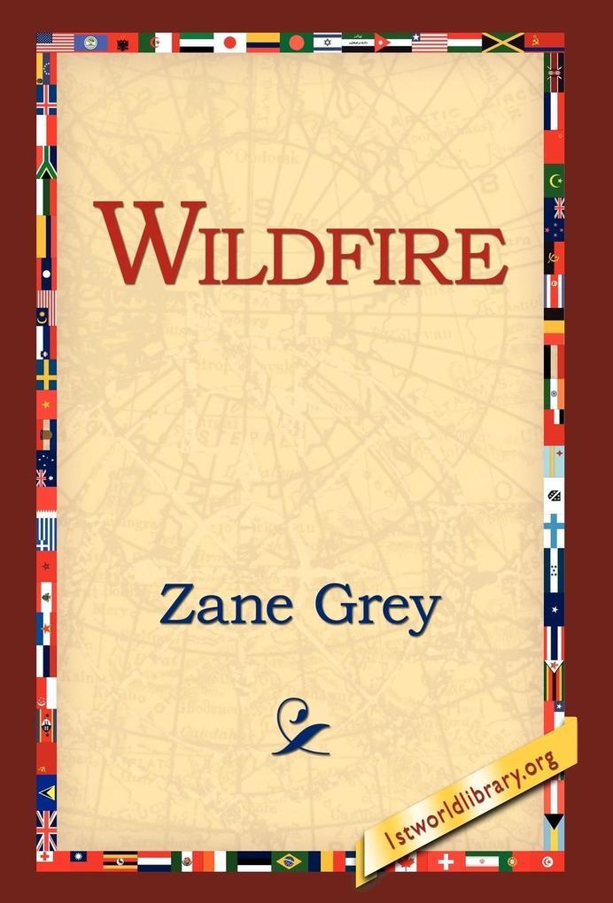 Wildfire als Buch