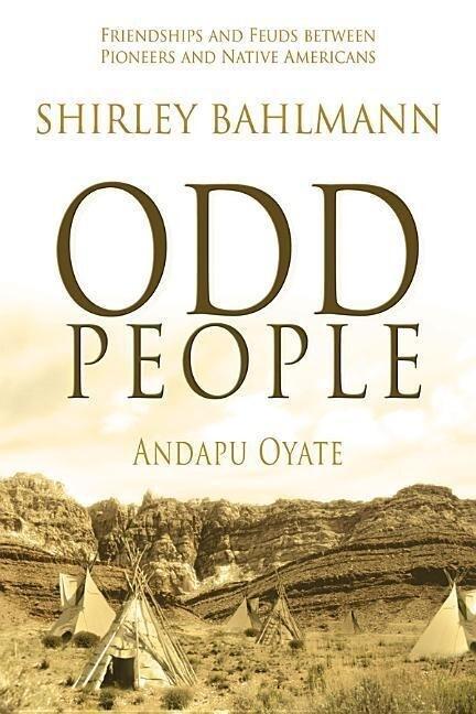 Odd People: Andapu Oyate als Taschenbuch