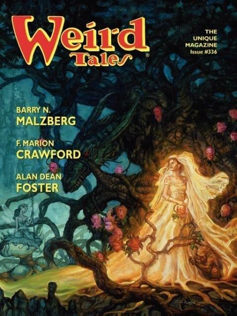 Weird Tales 336 als Taschenbuch