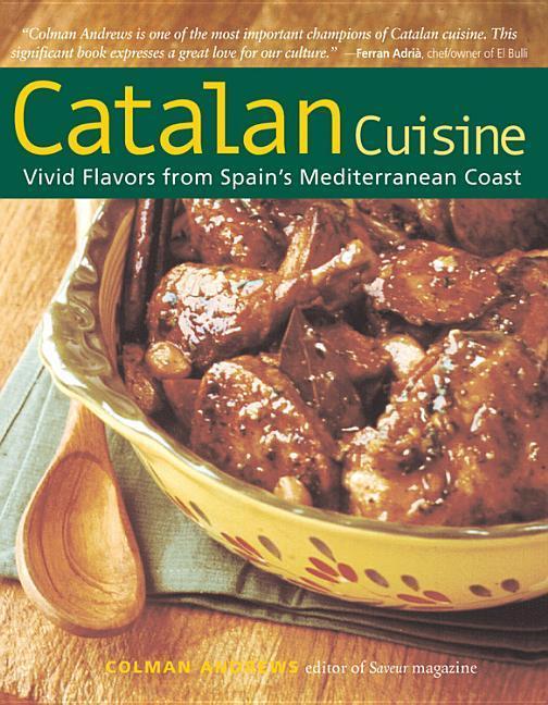 Catalan Cuisine als Taschenbuch