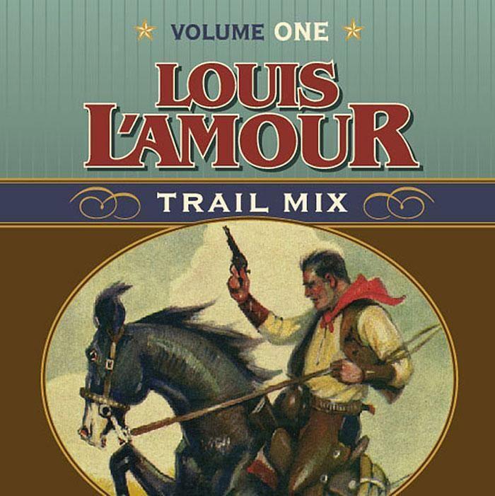 Louis L'Amour Trail Mix: Volume 1 als Hörbuch