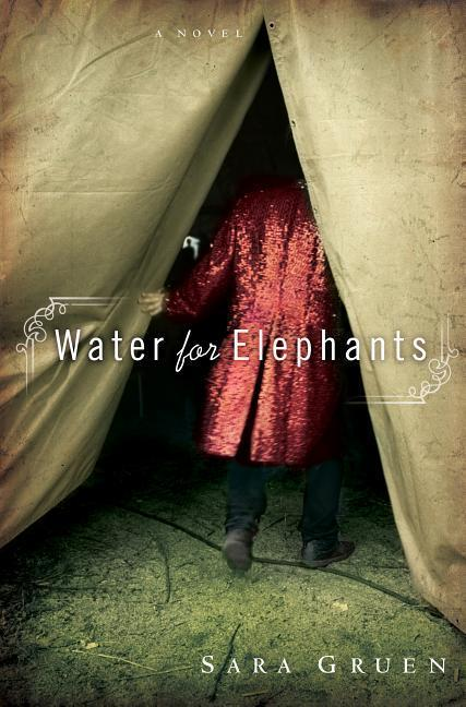 Water for Elephants als Buch
