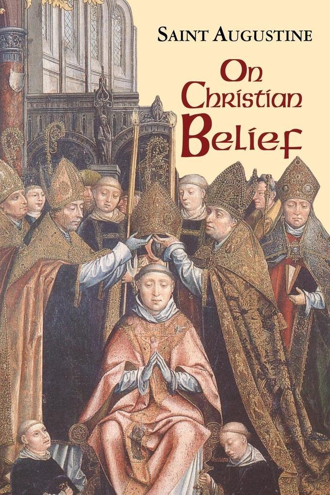 On Christian Belief als Taschenbuch