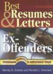 Best Resumes & Letters for Ex-Offenders als Taschenbuch