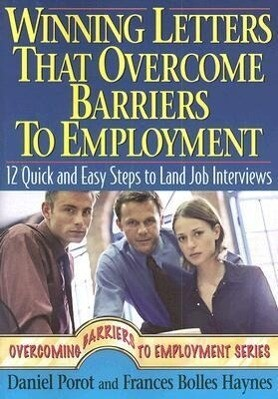 Winning Letters That Overcome Barriers to Employment als Taschenbuch