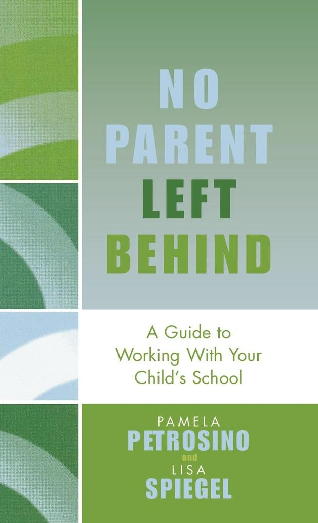 No Parent Left Behind als Buch