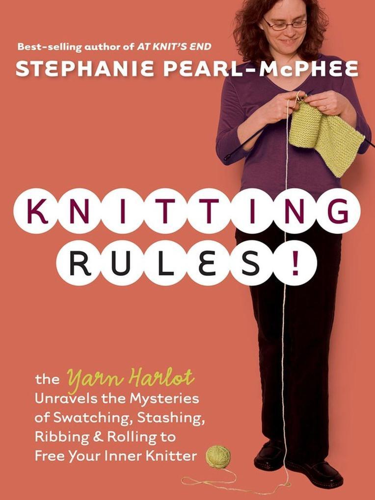 Knitting Rules! als Taschenbuch