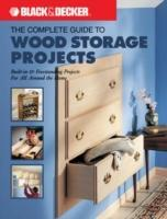 Complete Guide to Wood Storage Projects als Taschenbuch