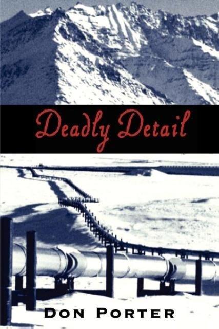 Deadly Detail LP als Taschenbuch