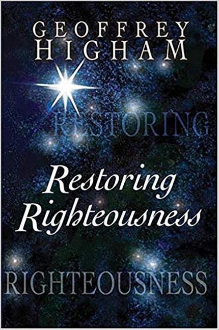 Restoring Righteousness als Taschenbuch