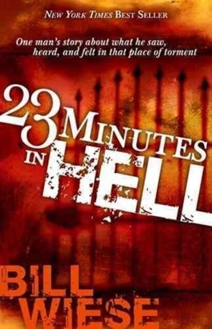 23 Minutes in Hell als Taschenbuch