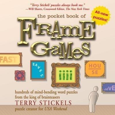 The Pocket Book of Frame Games als Taschenbuch