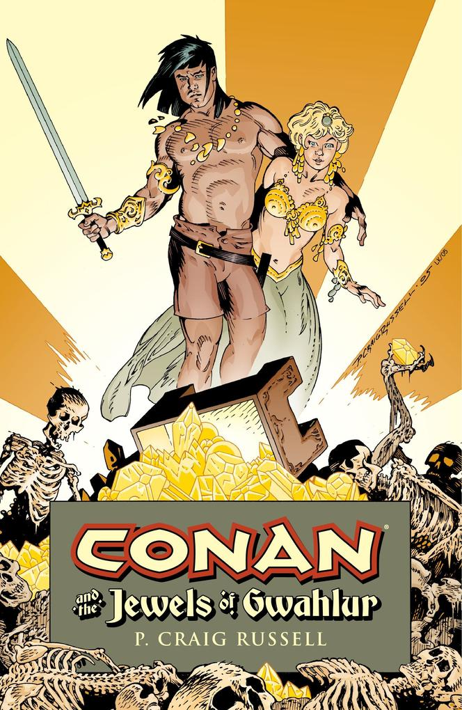 Conan And The Jewels Of Gwahlur als Buch