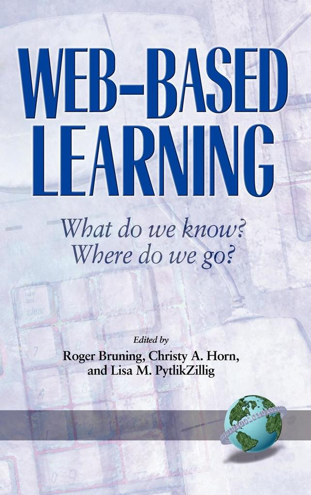 Web-Based Learning als Buch