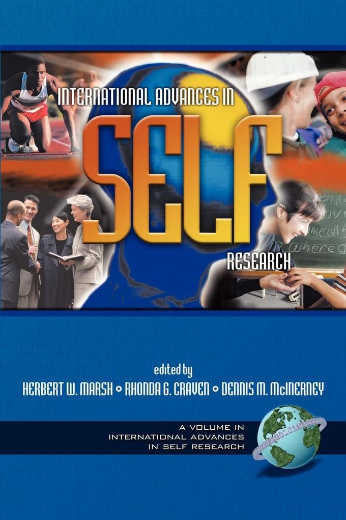 International Advances in Self Research (PB) als Taschenbuch