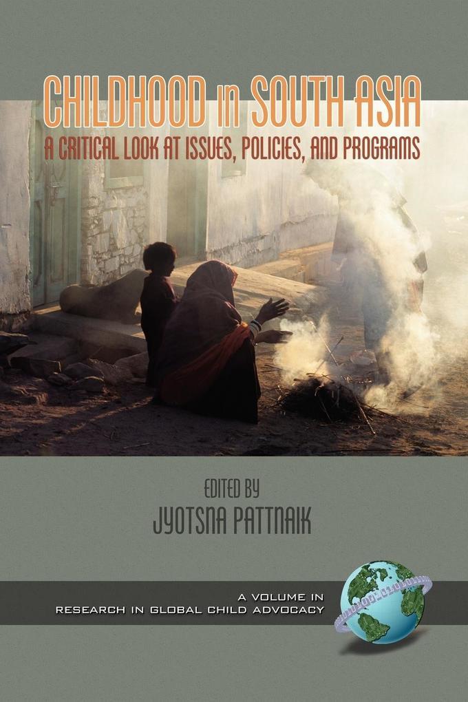 Childhood in South Asia als Taschenbuch
