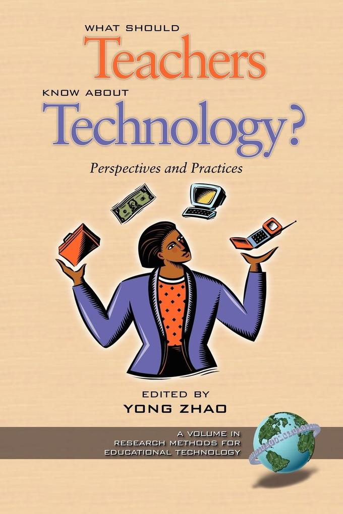 What Should Teachers Know about Technology? als Taschenbuch